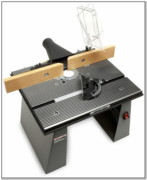 Porter Cable Router Table
