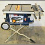 Ryobi Portable Table Saw Bts20