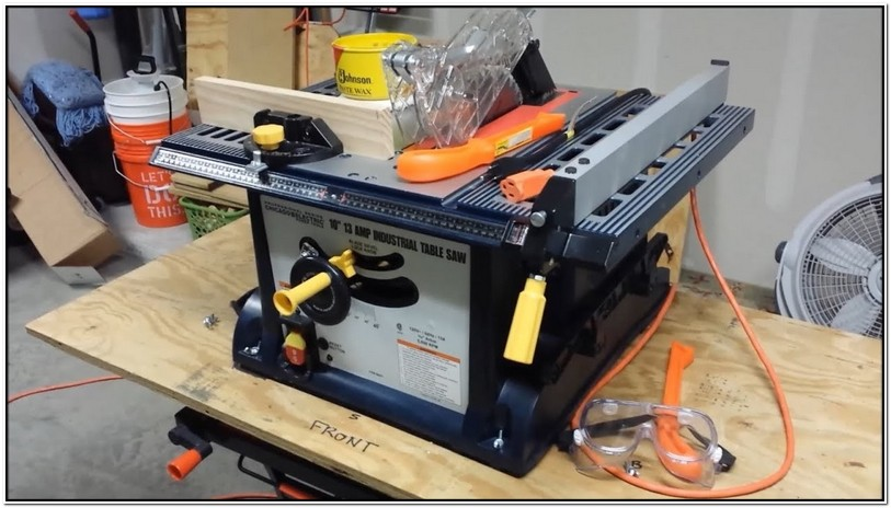 Ryobi Vs Harbor Freight Table Saw General