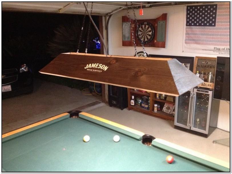 Sears Pool Table Lights