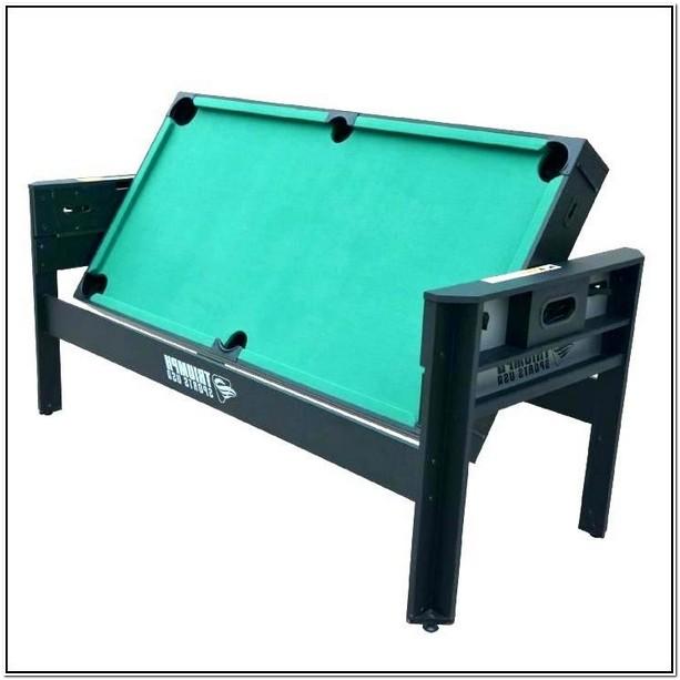 Sears Pool Table Ping Pong Combo