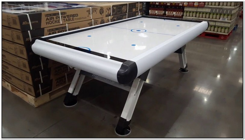 Sportcraft Air Hockey Table Costco