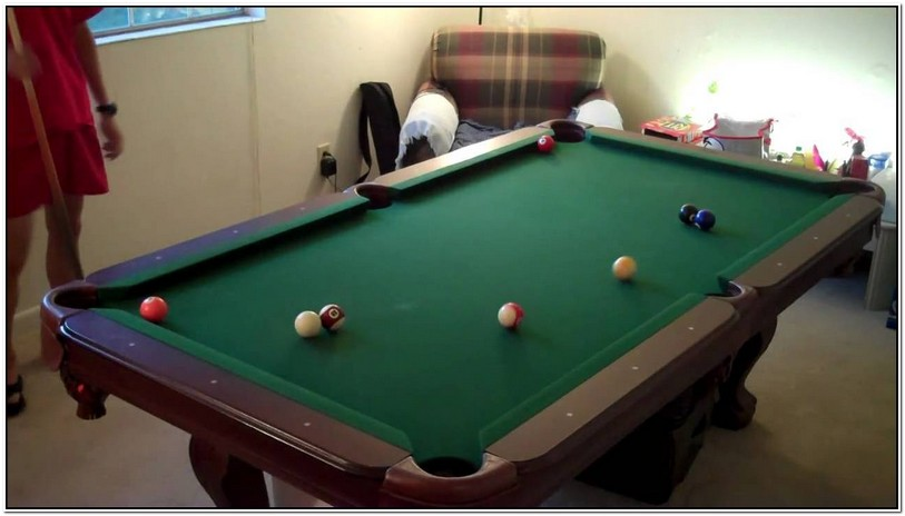 Sportcraft Pool Table