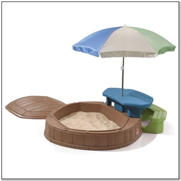 Step 2 Picnic Table Sandbox