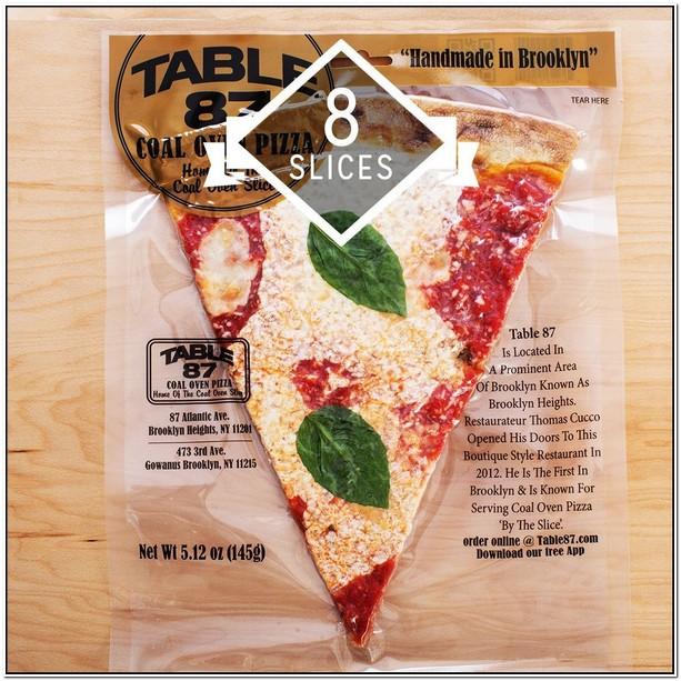 Table 87 Pizza Frozen