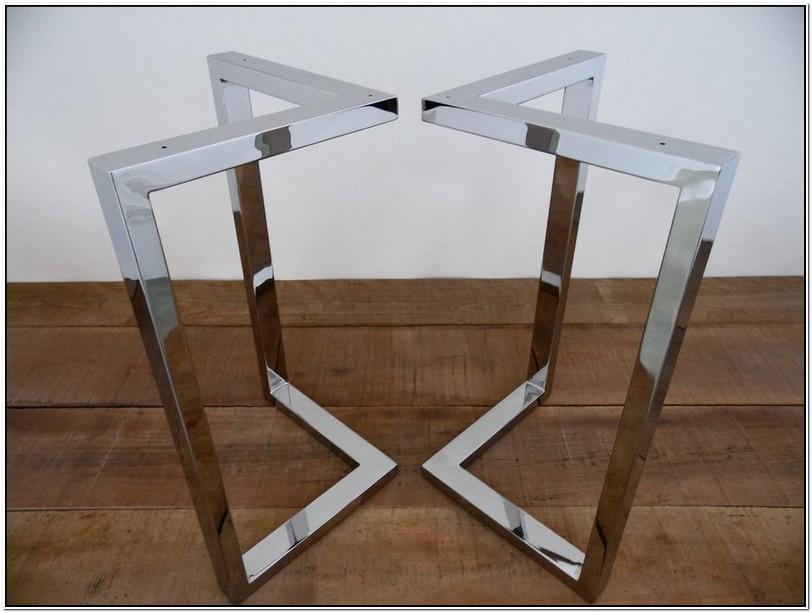 Table Legs Stainless Steel