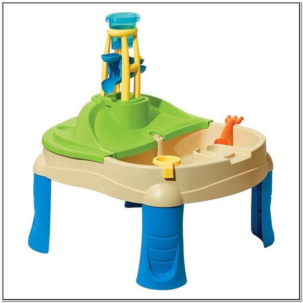 Target Water Table Step 2