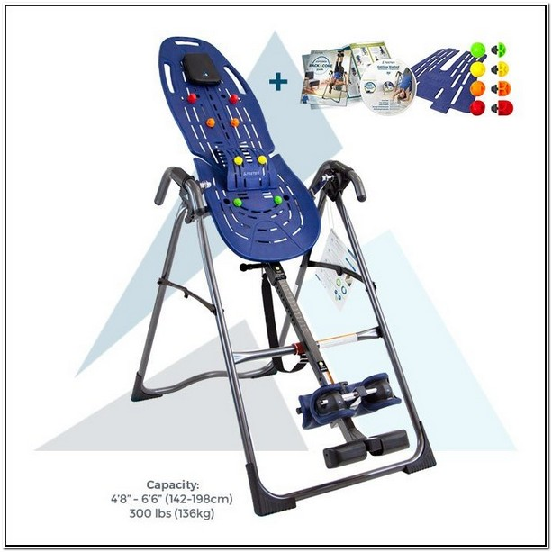 Teeter Inversion Table Cost