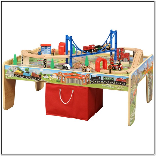 Thomas The Train Table Walmart