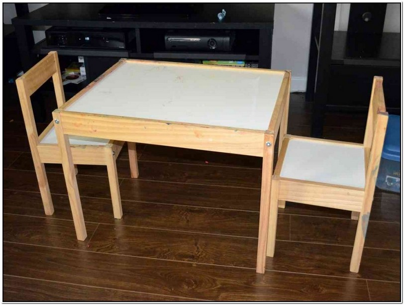 Toddler Table And Chairs Set Ikea