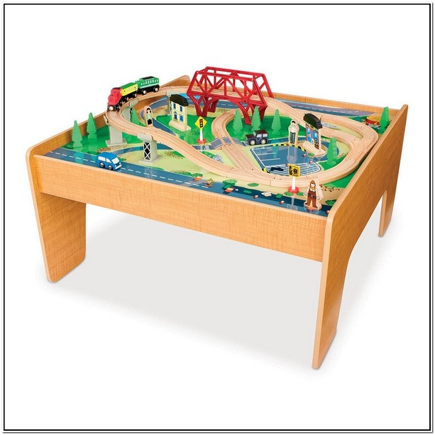 Toys R Us Train Table