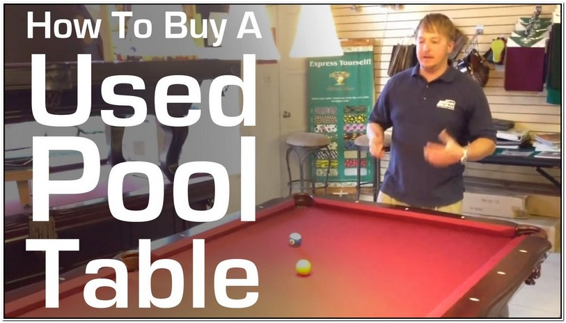 Used Billiard Tables For Sale Near Me