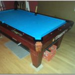 Used Diamond Pool Table For Sale