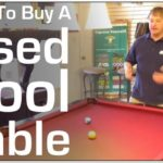 Used Pool Table Stores Near Me