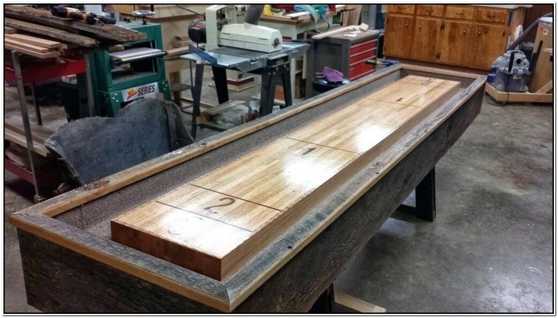 Used Shuffleboard Table For Sale