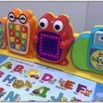 Vtech Learning Table Cartridges
