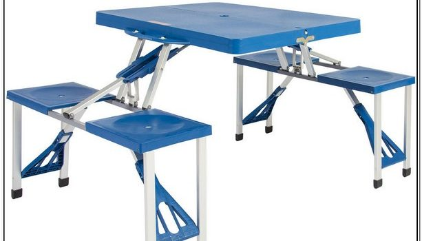 Walmart Folding Picnic Tables