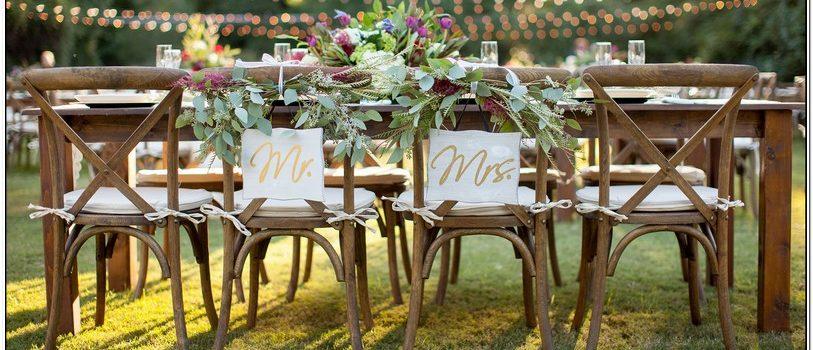 Wedding Table Rentals Near Me