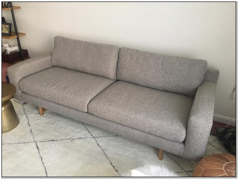 West Elm Eddy Couch Review