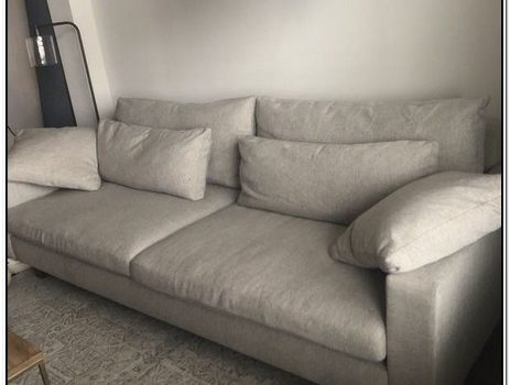 West Elm Harmony Sofa 92