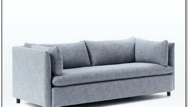 West Elm Shelter Sleeper Sofa Review