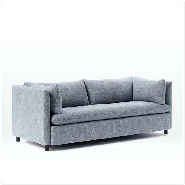 West Elm Shelter Sleeper Sofa Review