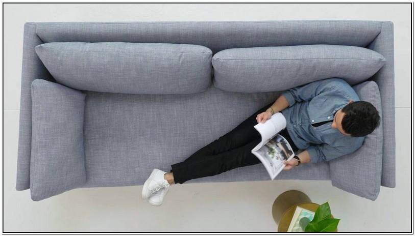 West Elm Shelter Sofa Review