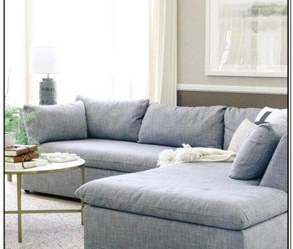 West Elm Shelter Sofa Used