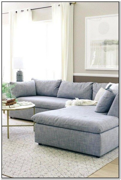 West Elm Shelter Sofa Used