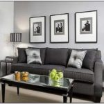 What Colour Paint Goes With Grey Sofa