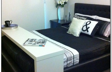 White Overbed Table Ikea