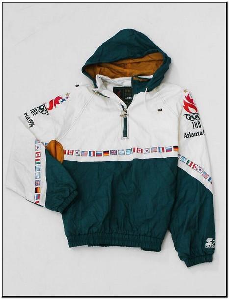 1996 Atlanta Olympic Starter Jacket