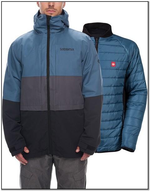 686 Snowboard Jacket Size Chart