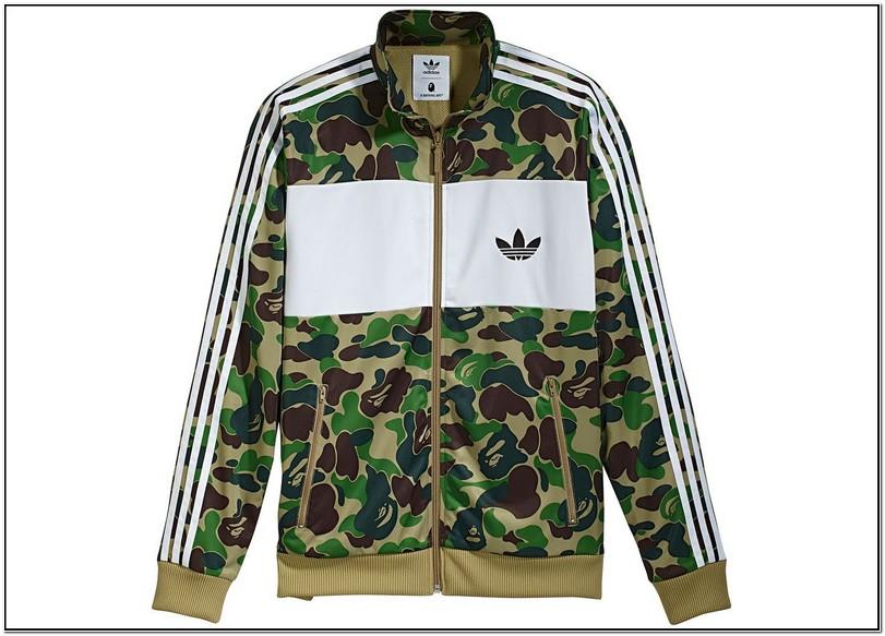 Adidas Bape Jacket Cheap