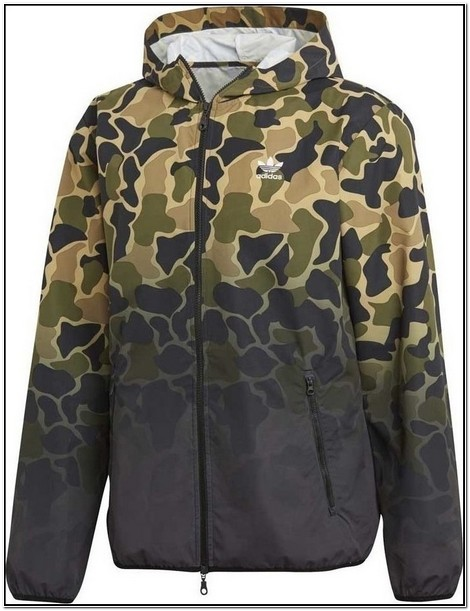 Adidas Camo Jacket Footlocker
