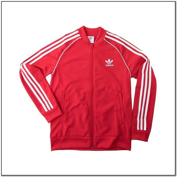Adidas Superstar Track Jacket Youth