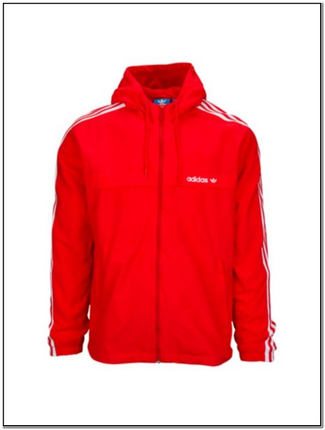 Adidas Windbreaker Jacket Foot Locker