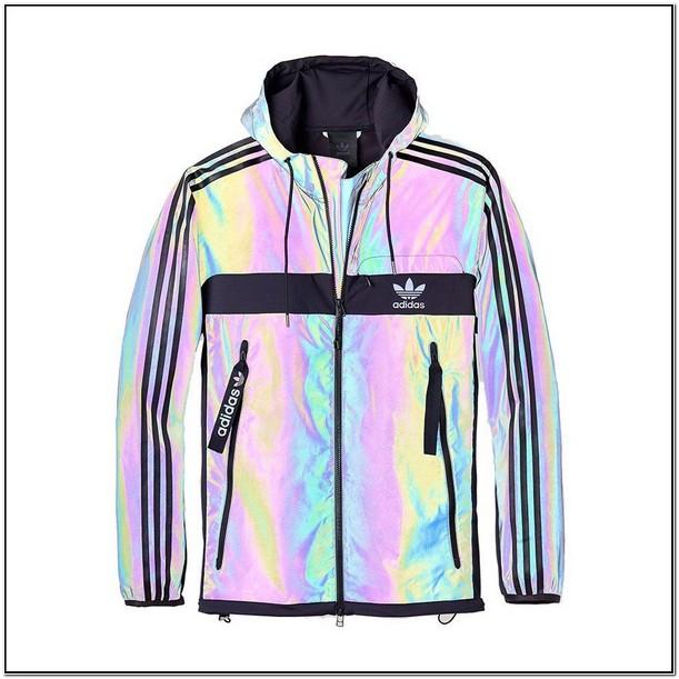 Adidas Xeno Jacket Windbreaker