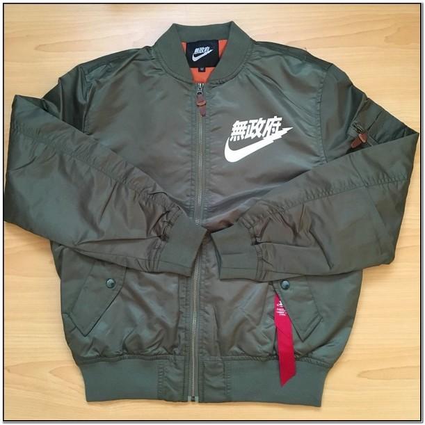Air Tokyo Bomber Jacket Ebay
