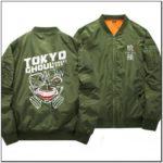Air Tokyo Bomber Jacket Uk