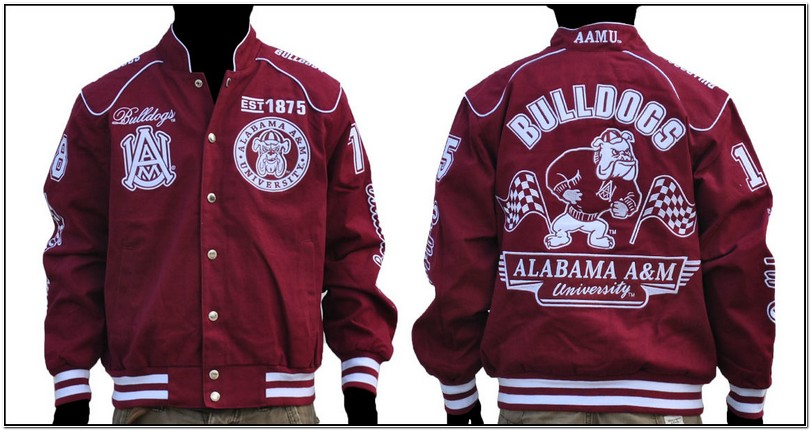 Alabama A&m Jackets