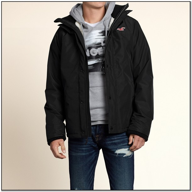 All Weather Jacket Mens