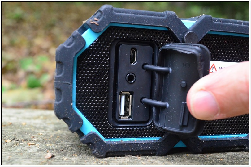Altec Lansing Mini Life Jacket 2 Battery