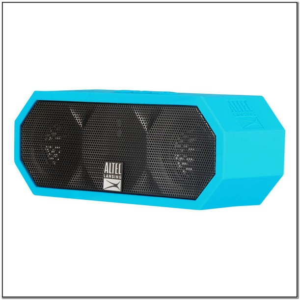 Altec Lansing The Jacket H2o Manual