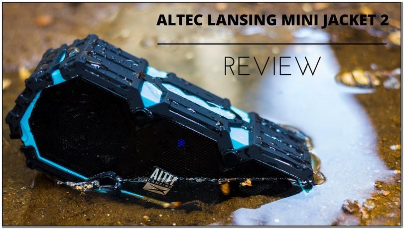 Altec Life Jacket 2 Bluetooth Waterproof Speaker Review