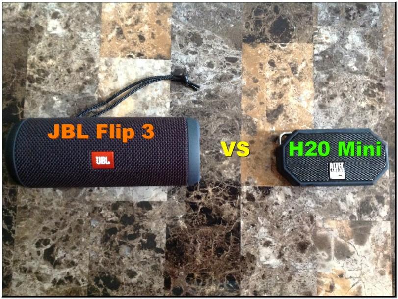Altec Mini Life Jacket 3 Vs Jbl Flip 4