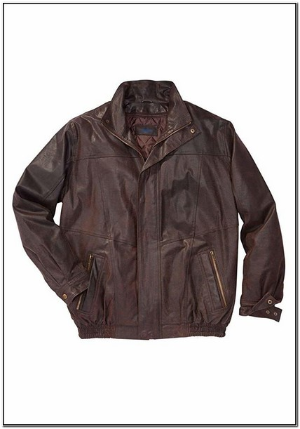 Amazon Big And Tall Leather Jackets