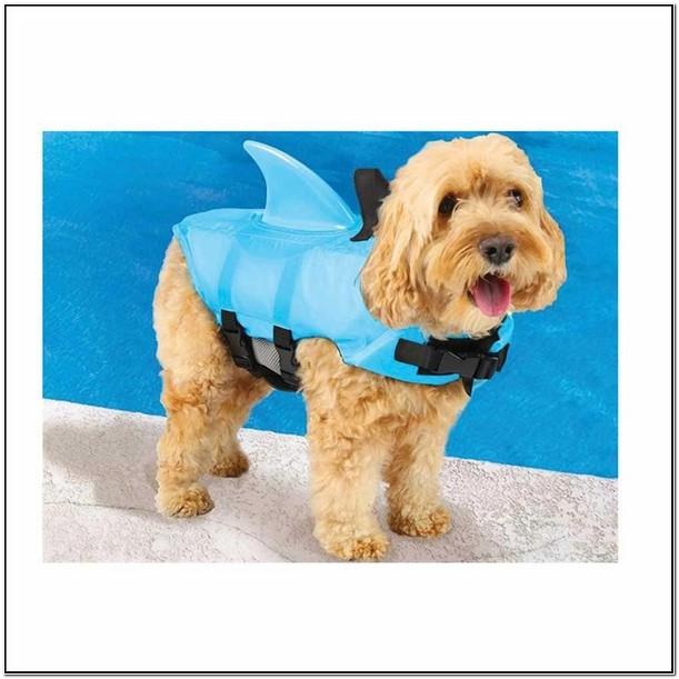 Amazon Shark Dog Life Jacket