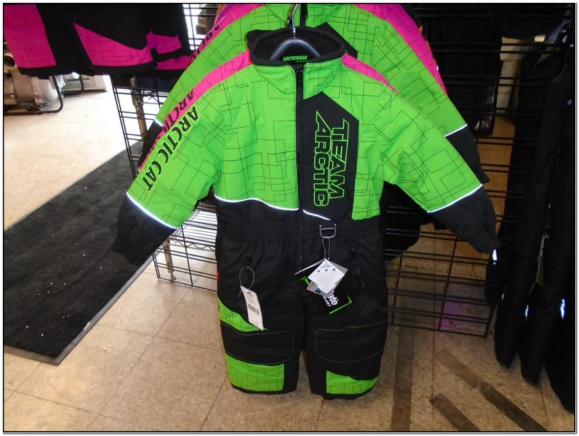 Arctic Cat Jacket Sizing Chart