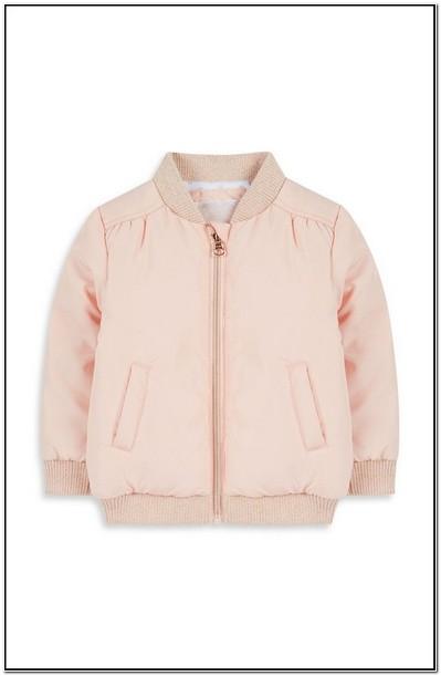 Baby Girl Bomber Jacket